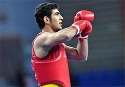 محسن محمد سیفی در انتظار طلایی شدن