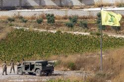 سرنگونی پهپاد رژیم صهیونیستی در جنوب لبنان + عکس