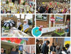 آیین افتتاحیه زنگ نمادین طرح وارنیش فلوراید دانش آموزان در تربت جام