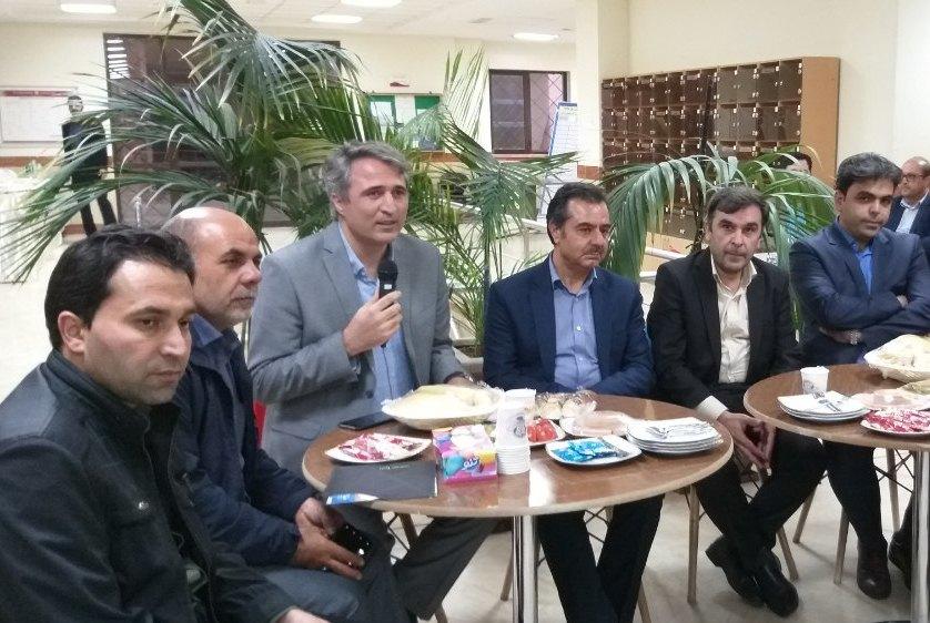 ایجاد شبکه انتقال فناوری دانش بنیان جهان در تبریز