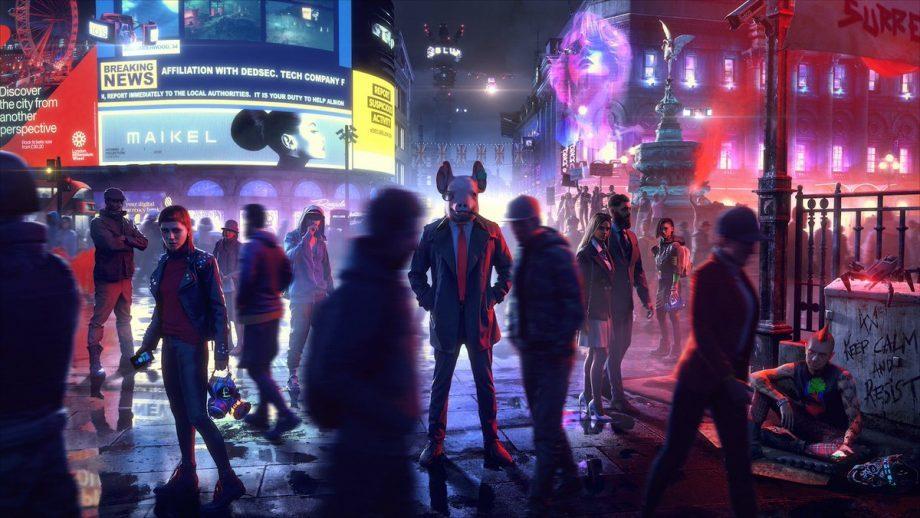 امکان استفاده از ۲۰ شخصیت در بازی Watch Dogs Legion