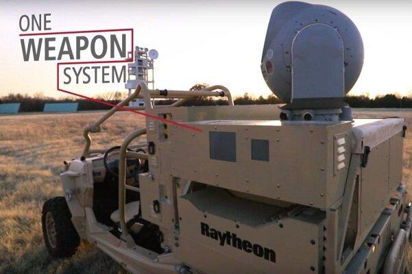 سلاح لیزری ضدپهپاد آمریکا چگونه کار میکند؟