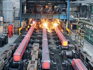 رونمایی از سامانه جامع بومی سازی صنعت آهن و فولاد