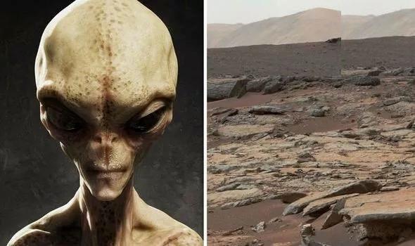 افشاگری دانشمند ناسا: روی مریخ موجود زنده پیدا شده است