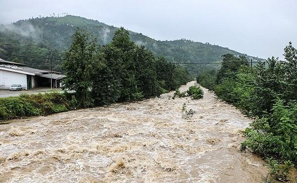 احتمال سیلاب در شمال/ افزایش باران در آبان