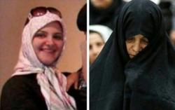 کسی که با جون مردم بازی میکنه حجاب رو هم به بازی میگیره + تصاویر
