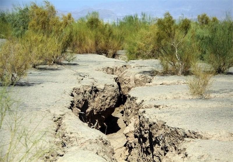 زنگ خطر فرونشست زمین در دشت های خراسان رضوی