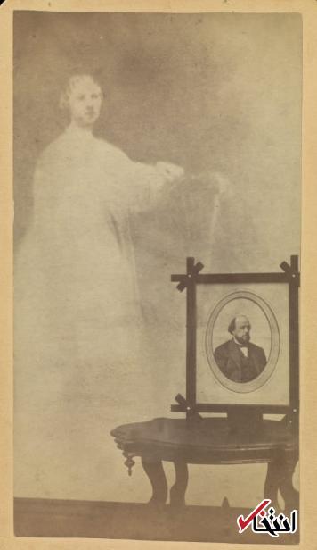 ماجرای عجیب عکاس قرن نوزدهم که ارواح را در عکسها ظاهر میکرد +تصاویر
