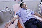 باشگاه خبرنگاران -جامعه فوتبال کرمان خون خود را اهدا کردند + تصاویر