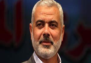 اسماعیل هنیه خواستار حمایت عملی از فلسطينی ها شد 