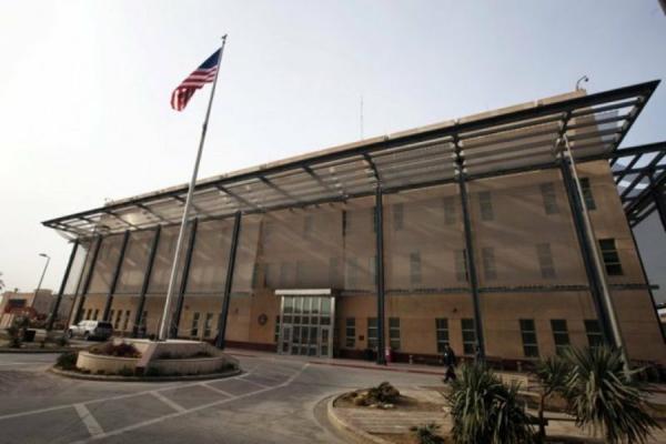 آماده باش کامل سفارت آمریکا در بغداد با نزدیک شدن به زمان تظاهرات
