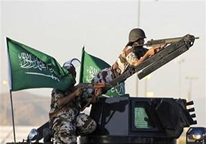 دو کاروان از نظامیان سعودی وارد فرودگاه عدن شدند