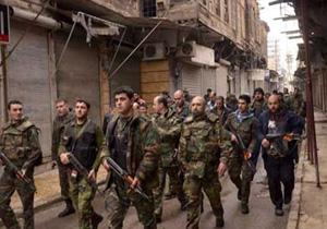 یگان های جدید ارتش سوریه وارد شهر تل تمر شدند