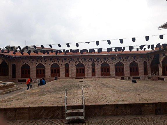 باشگاه خبرنگاران -مسجدی که به جای یک آتشکده ساخته شد + تصاویر