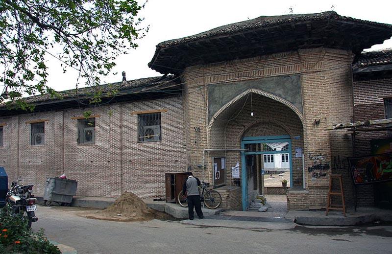 مسجدی که به جای یک آتشکده ساخته شد + تصاویر