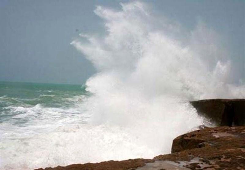 طوفان کیار به شهر بندری کنارک خسارت زد