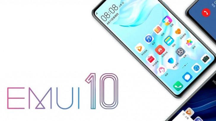 عرضه نسخه اولیه رابط کاربری EMUI 10 برای برخی گوشیهای هوآوی