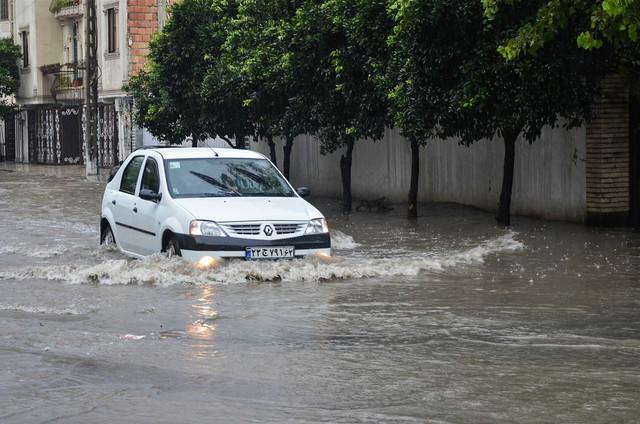 بارندگیهای سیستان و بلوچستان به ۲۰ میلیمتر رسید
