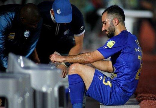 شدیدترین و تلخترین مصدومیت فوتبالیستها