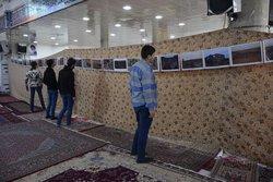 نمایشگاه عکس «چشمه نیاز» در قروه برپا شد