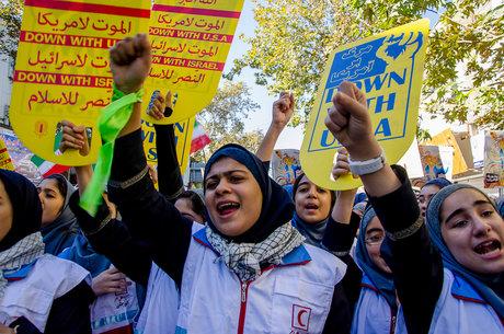مسیرهای راهپیمایی یوم الله ۱۳ آبان در شهرهای کردستان اعلام شد