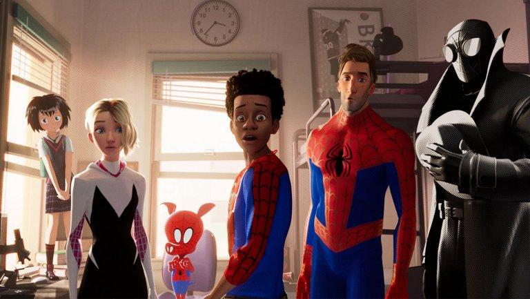زمان اکران انیمیشن «مرد عنکبوتی» اعلام شد