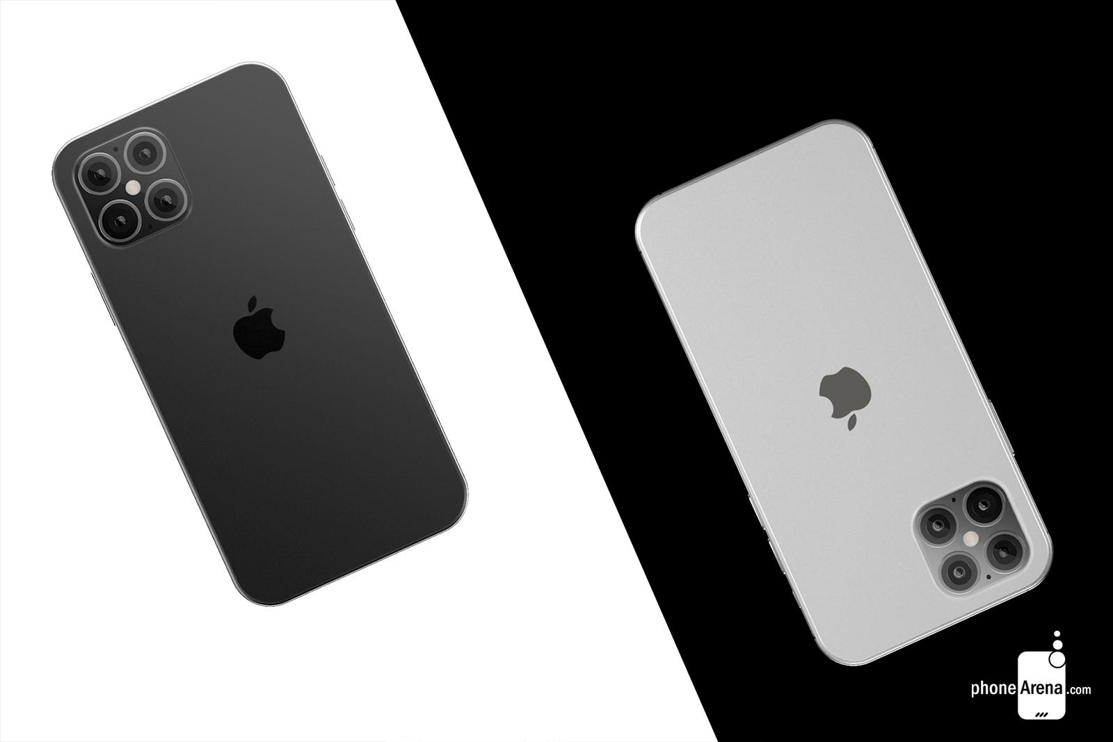 طراحی گوشی آینده اپل با ظاهر کلاسیک و مشابه آیفون ۴ + تصاویر