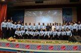 باشگاه خبرنگاران -مراسم فارغ التحصیلی دانشجویان مرکز آموزشهای هوایی شهید خضرائی برگزار شد