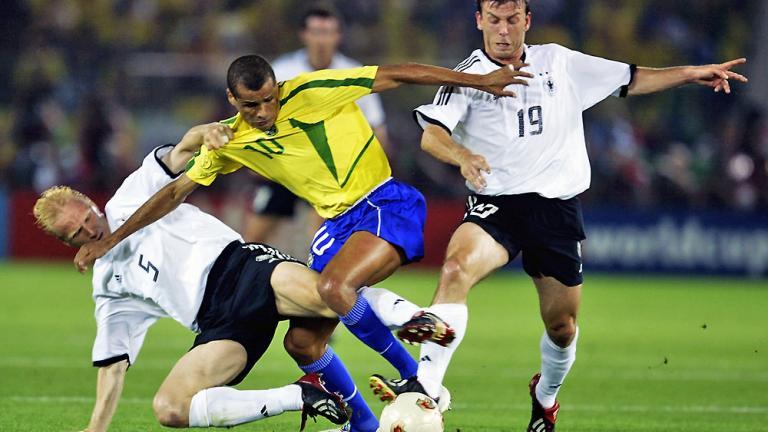 فینال خاطرهانگیز جام جهانی ۲۰۰۲ / برزیل ۲_۰ آلمان + فیلم