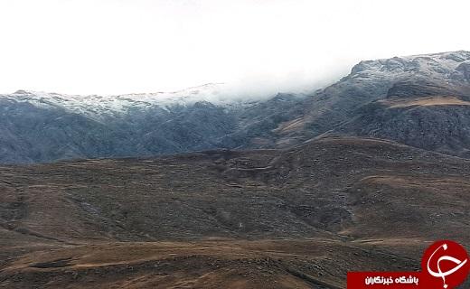دو انتصاب جدید در استانداری/بارش نخستین برف پائیزی در شمال استان/ افزایش شاخص کل بازار بورس