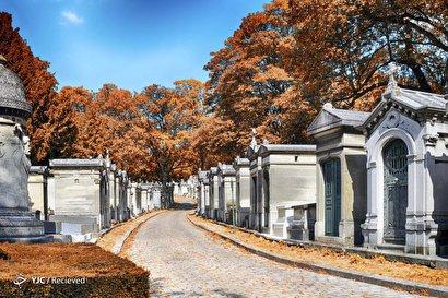 زیباترین قبرستان های دنیا