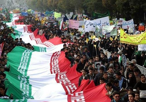 اعلام زمان و مسیرهای راهپیمایی ۱۳ آبان در گلستان
