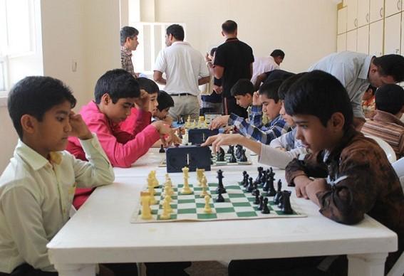 برگزاری مسابقات شطرنج نوجوانان به مناسبت ۱۳ آبان