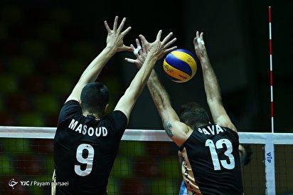لیگ برتر والیبال / پیکان ۲ - شهرداری ورامین ۳