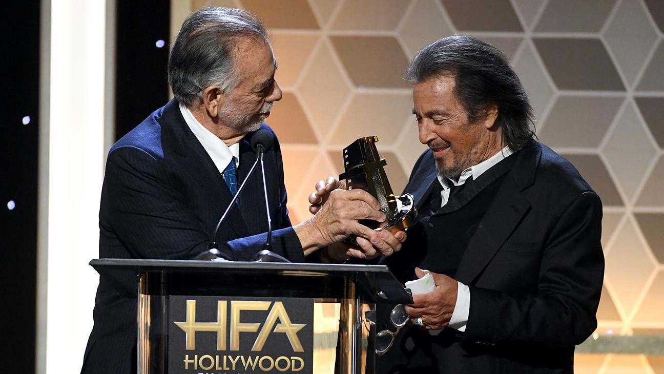 جوایز فیلم هالیوود اهدا شد/ نیم نگاه آلپاچینو به اسکار