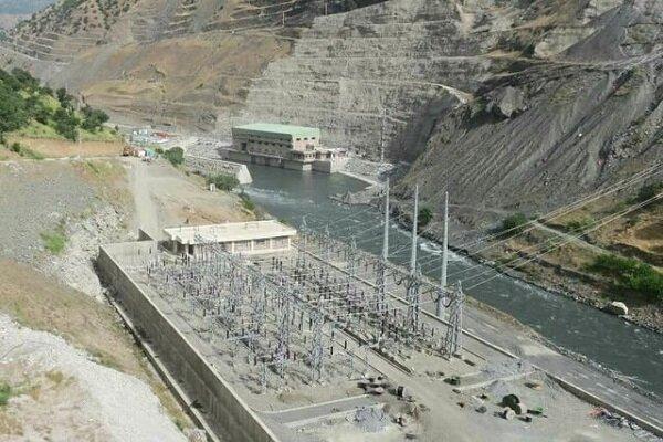 نیروگاه ۱۵۰مگاواتی سردشت افتتاح شد