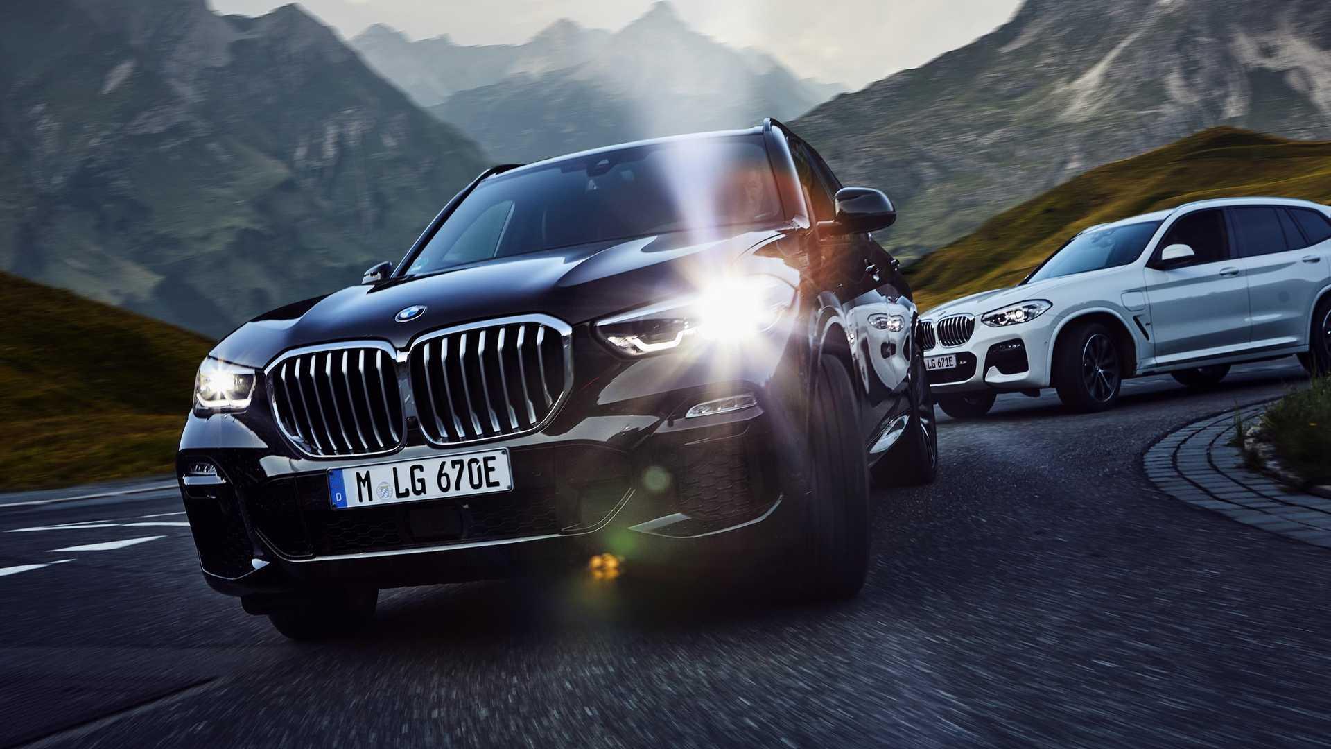 خودروی بیامو X3 xDrive30e، اتومبیل کارامد و جذاب BMW +تصاویر