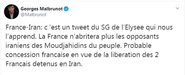 ماجرای خبر اخراج منافقین از فرانسه چیست؟