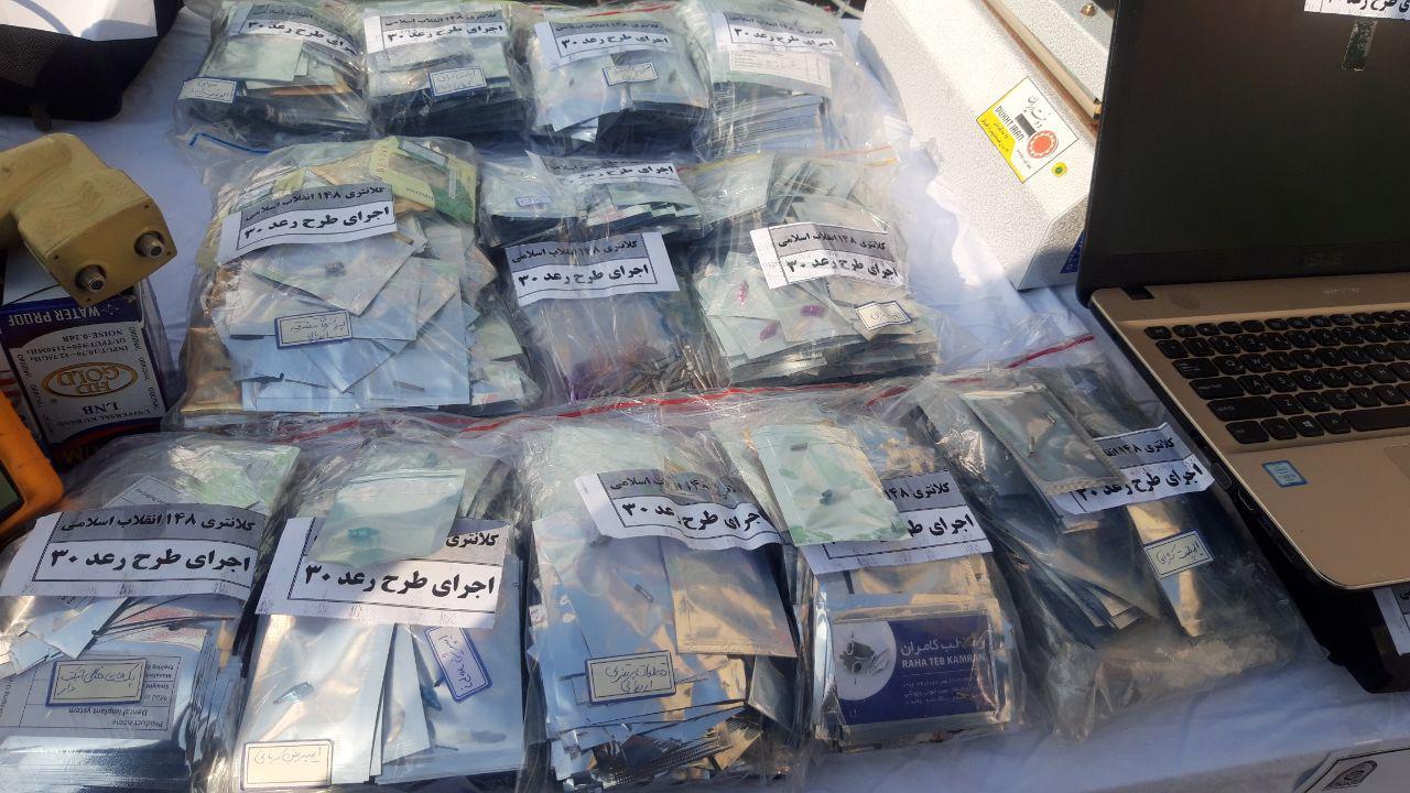 عرضه کنندگان ایمپلنتهای قلابی در پایتخت دستگیر شدند