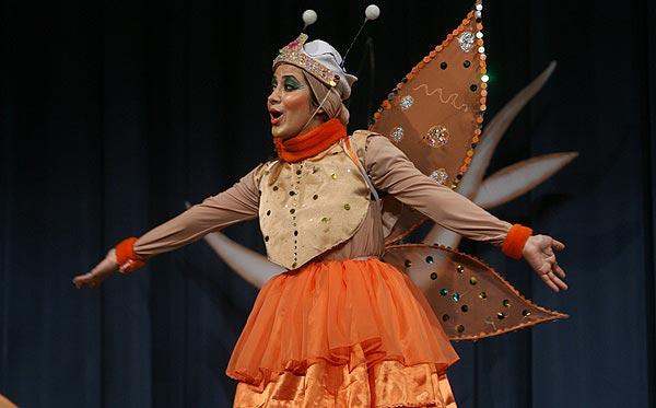 تئاتر عروسکی همذات پنداری با بشر است/ دستمان را در دست پیشکسوتها بگذاریم