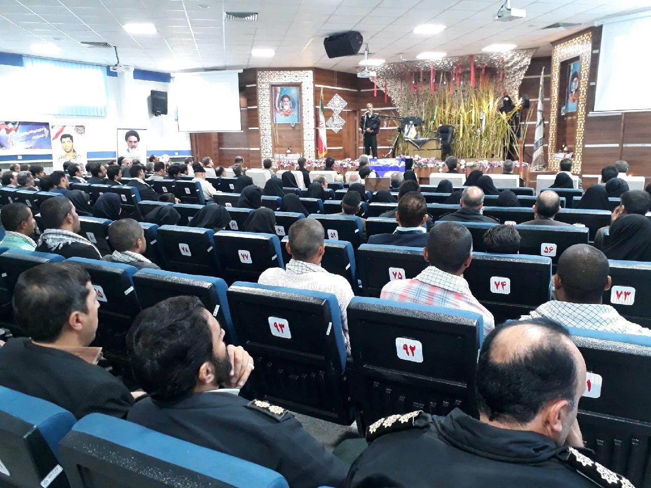 امنیت و اقتدار ایران اسلامی مرهون خون پاک شهیدان