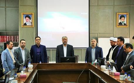 رحیم گل زاده سرپرست دادسرای ناحیه ۱۲ امامخمینی تهران شد