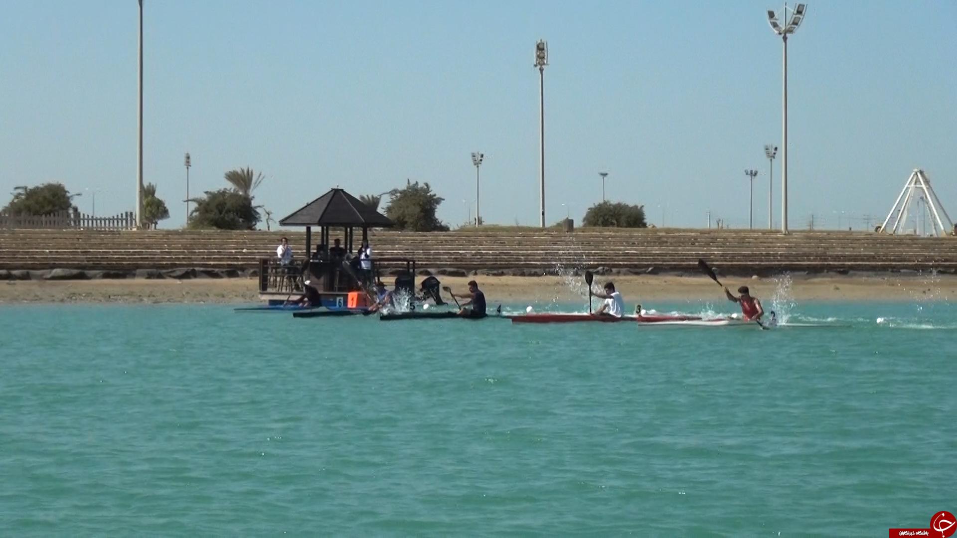 مسابقات قایقرانی قهرمانی کشور با معرفی برترینها در بوشهر پایان یافت