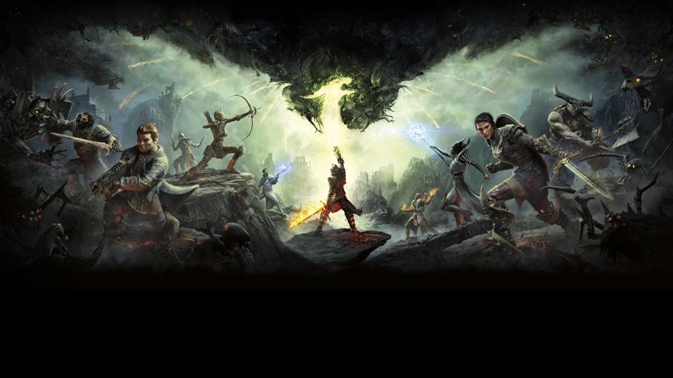 تاریخ معرفی بازی 4 Dragon Age اعلام شد