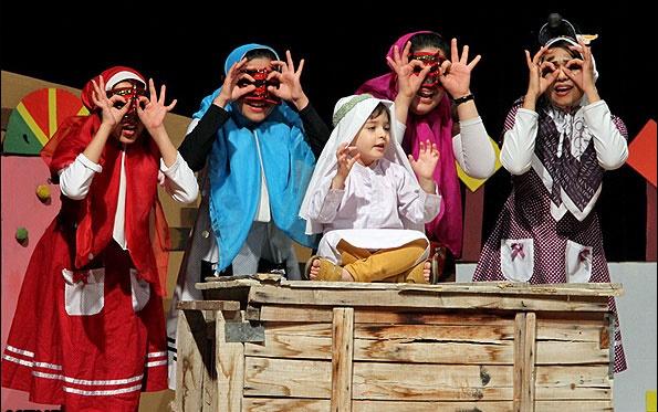 رشد تئاتر کودک و نوجوان پابهپای جشنواره کودک و نوجوان