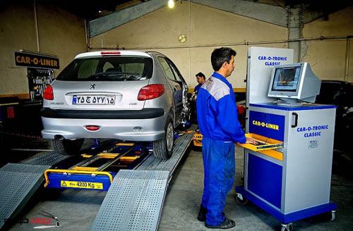 مراکز معاینه فنی خودرو جمعه ۱۷ آبان غیر فعال هستند