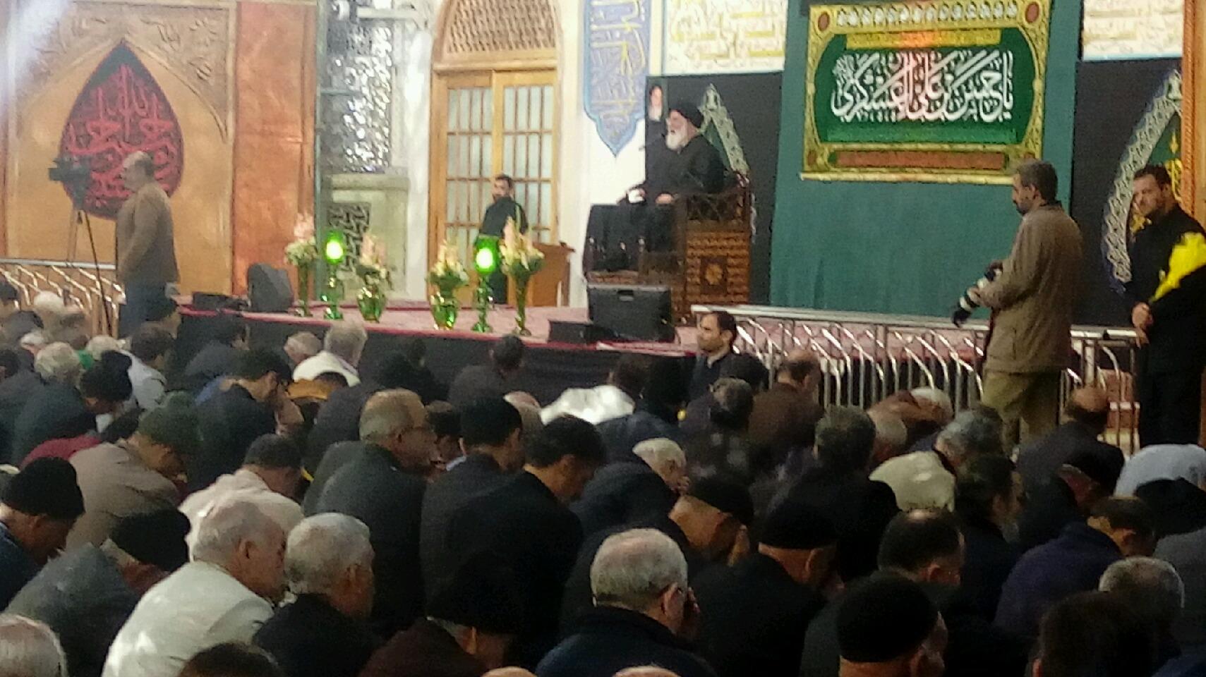 ظلمستیزی و معرفی اسلام ناب محمدی به مردم هدف اصلی و مشترک همه امامان