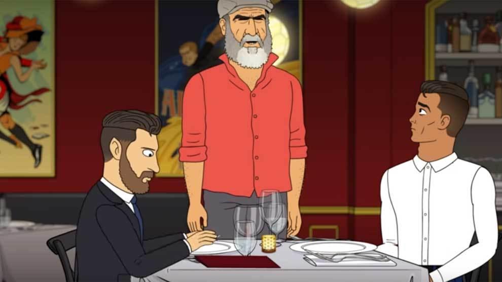 مسی و رونالدو با یکدیگر قرار شام گذاشتند+عکس