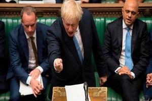 پارلمان انگلیس منحل شد