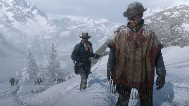 پشتیبانی از گرافیک 4K در نسخه کامپیوتر بازی Red Dead Redemption 2